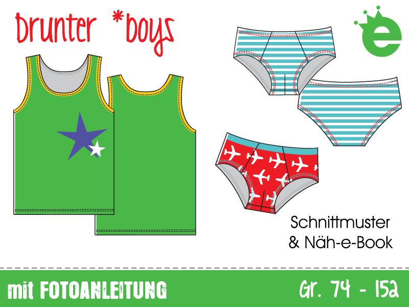 Unterhose jungs in Jungs in