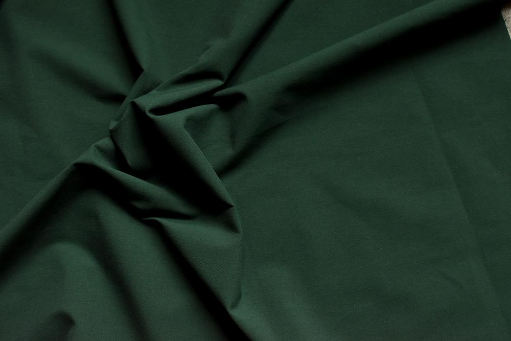 grüner Köper, Stoff, bi-elastisch, Hosenstoff für reithosen