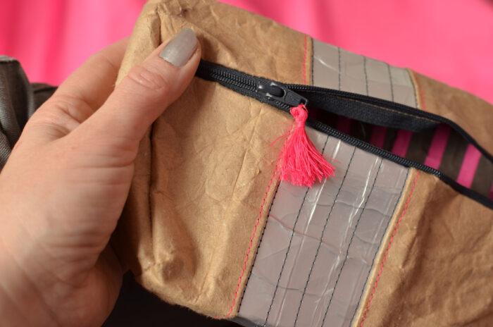 Upcyclingworksop: Tasche aus Tetrapak