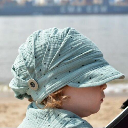 Mütze für Kinder nähen: Nähkurs in Hamburg